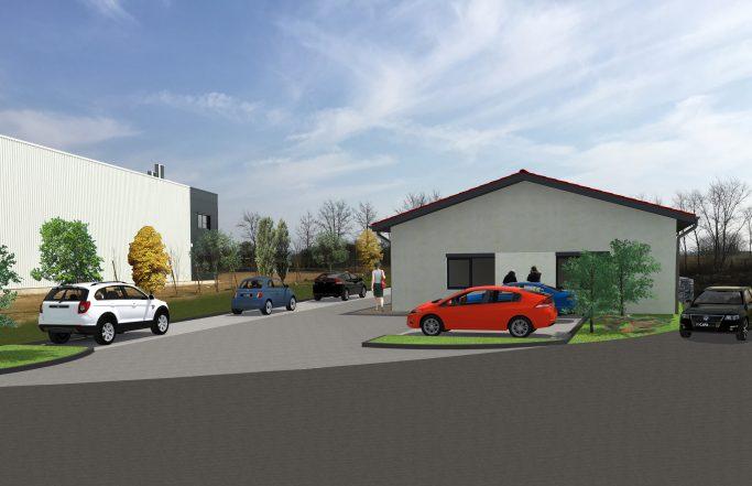 Centre Médical «Cailloux sur Fontaines – 69»