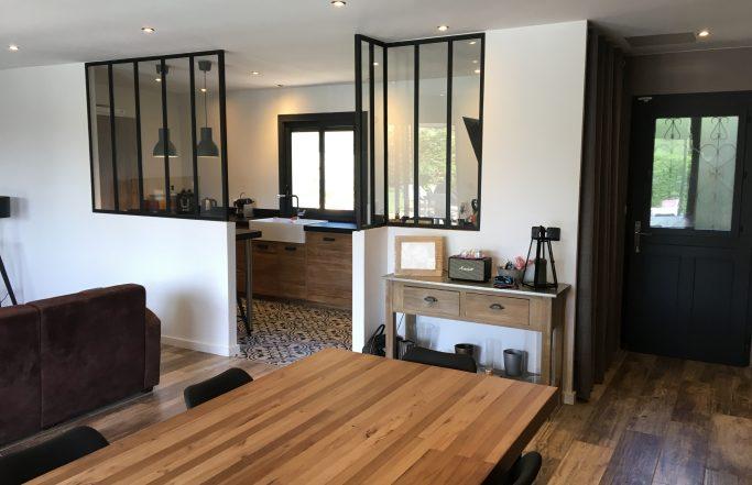 Rénovation d'un maison «Miribel – 01»