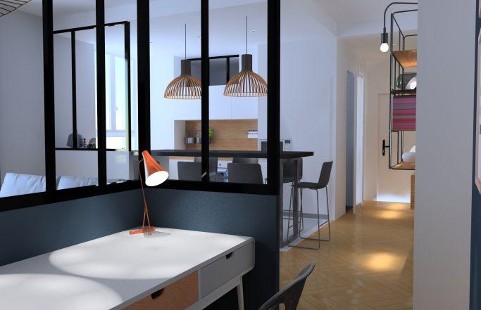 Appartement «Lyon 06 – 69»